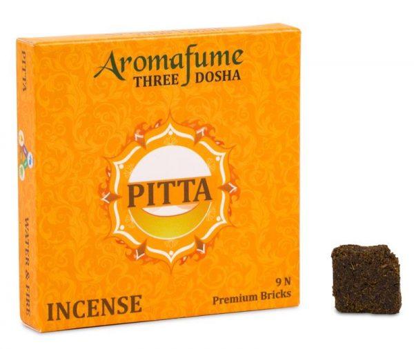 Three Dosha pitta