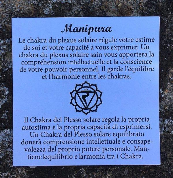 Campana tibetana 3 Chakra