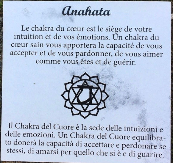 Campana Tibetana Chakra Cuore