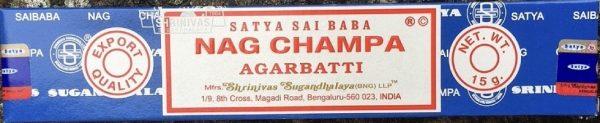 Incenso Bastoncini nag champa