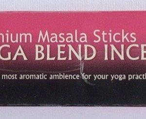 Incenso Yoga Blend