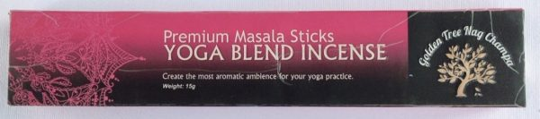 Incenso Yoga Blend