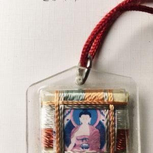 ciondolo buddha medicina