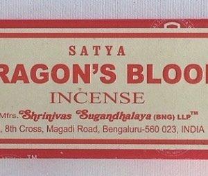 Satya Dragon's Blood