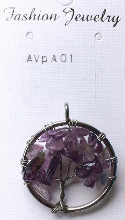 Albero Vita Ametista