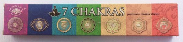 Bastoncini 7 Chakra
