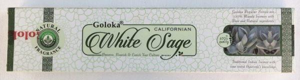 Goloka White Sage
