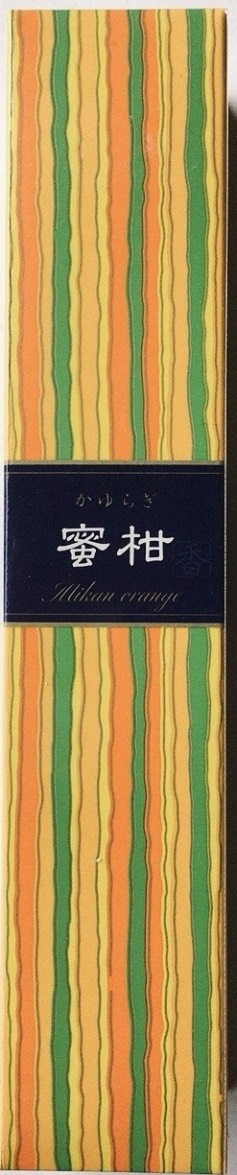 Incenso Bastoncini tea verde
