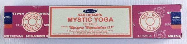 Incenso Mystic Yoga