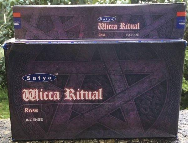 Incenso Bastoncini wicca ritual