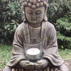 Statua Buddha Cemento