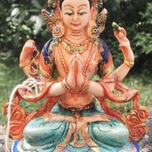 Buddha Cenresig