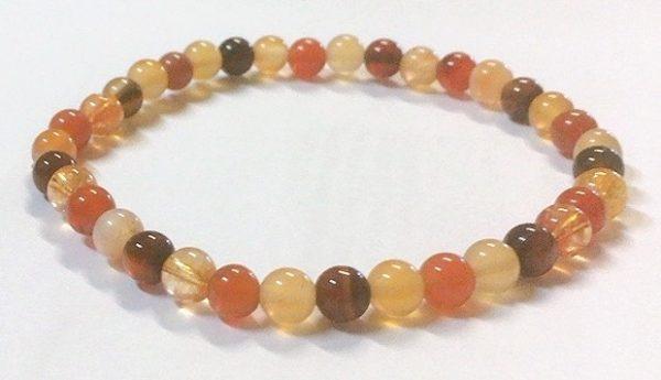 braccialetto ambra