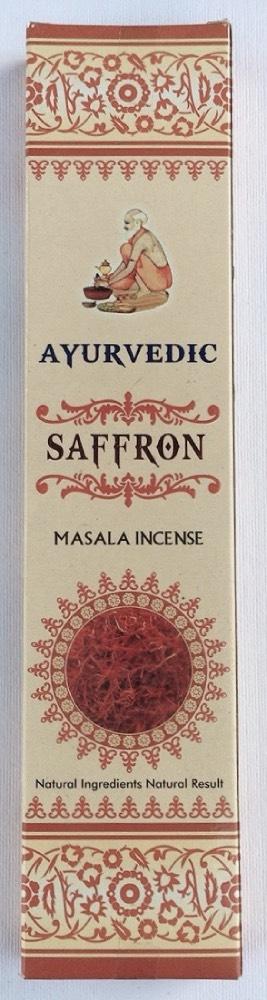 Ayurvedic Saffron