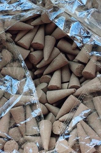 coni incenso cocco