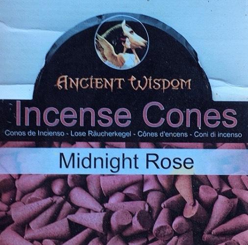 Midnight Rose coni