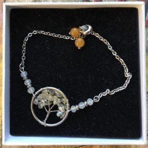 braccialetto agata