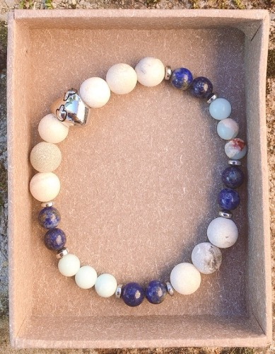 braccialetto amazzonite