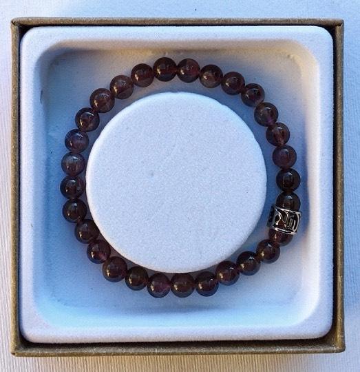 braccialetto ametista