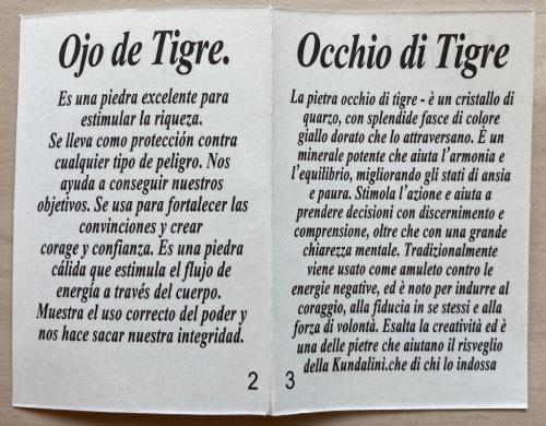 occhio di tigre