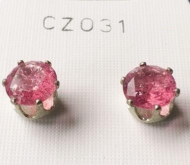 orecchini cristalli