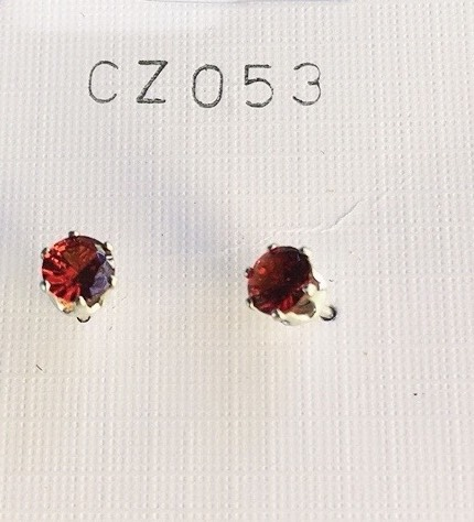 cristalli rossi