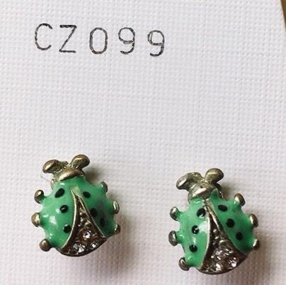 coccinelle verdi