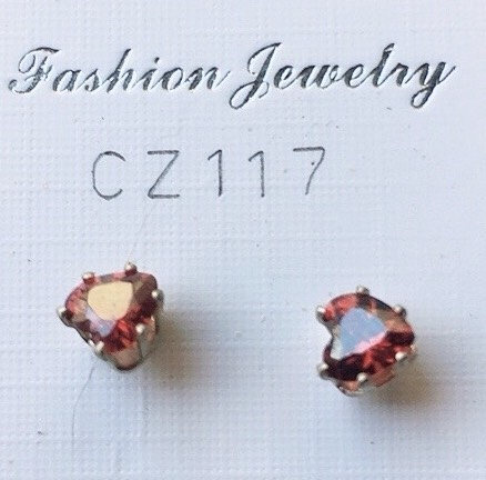 orecchini cristallo