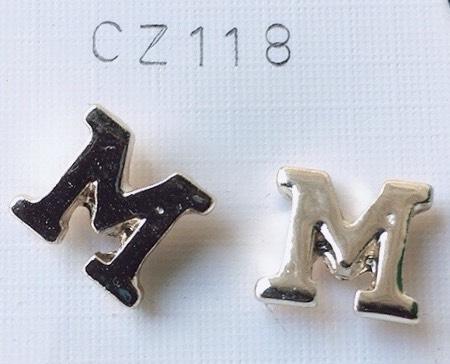 lettere iniziali M