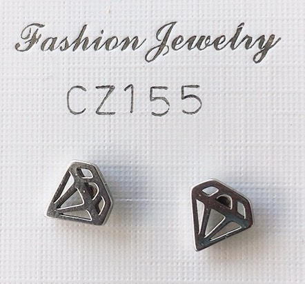 orecchini diamante