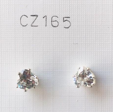 cuori bianchi cristallo