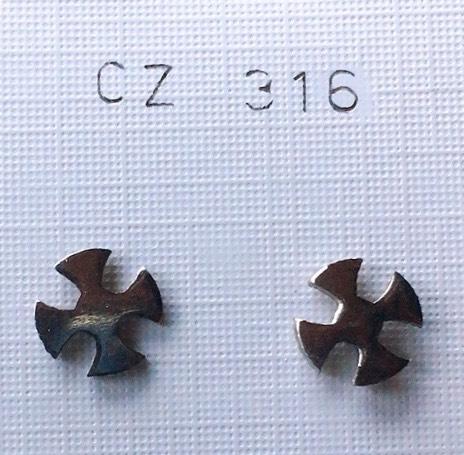orecchini croci celtiche