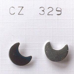 orecchini lune