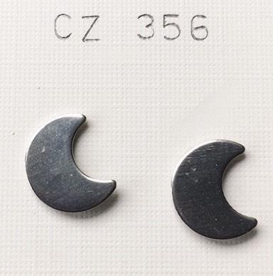 orecchini luna