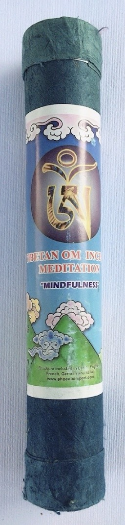 Incenso Tibetan Om