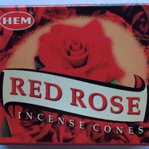 hem coni red rose