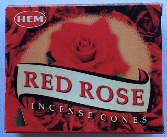 hem coni red rose