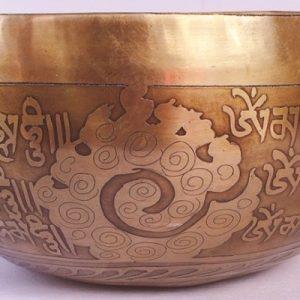 campana tibet incisa