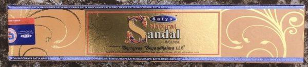 Satya natural sandal
