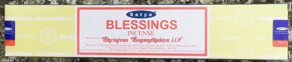 Satya blessing