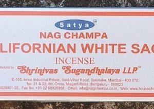 Satya salvia bianca