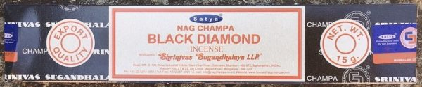 Satya black diamond