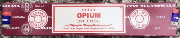 incenso opium