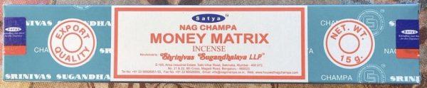 Satya money matrix