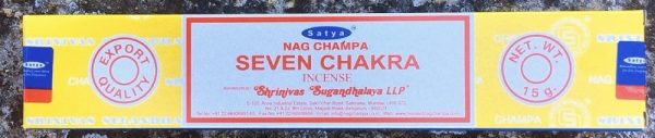 Satya seven chakra