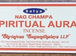 Satya spiritual aura