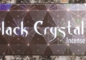 Satya black crystal