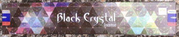Satya black crystal