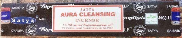 sartia aura cleansing