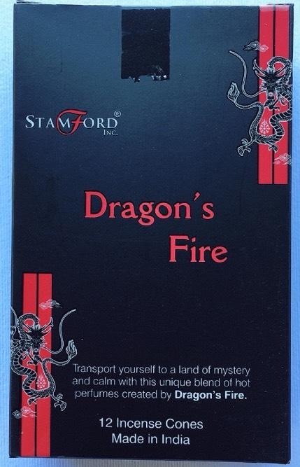 coni dragons fire